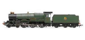 Hornby BR 4-6-0 'Earl of Mount Edgcumbe' 4073 Class - Early BR - R3301