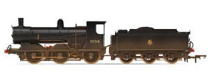 Hornby BR 0-6-0 700 Class - Early BR (Weathered) - R3304