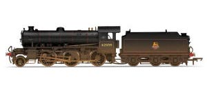 Hornby BR 2-6-0 K1 Class - Early BR (Weathered) - R3305