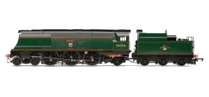 Hornby BR 4-6-2 'Bude' West Country Class - Late BR - R3310