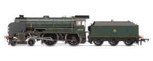 R3311 - Hornby BR 4-4-0 'Westminster' Schools Class - Early BR