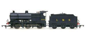 Hornby LMS 0-6-0 4F Class - LMS Unlined - R3313