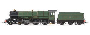 Hornby GWR 4-6-0 'King James I' 6000 Class - R3331