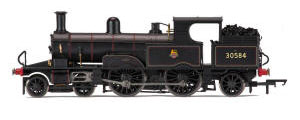 Hornby BR 4-4-2T Adams Radial 415 Class - Early BR - R3333