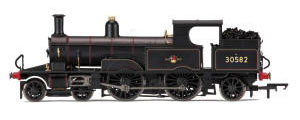 Hornby BR 4-4-2T Adams Radial 415 Class - Late  BR - R3334
