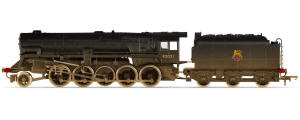 Hornby RailRoad BR 2-10-0 Crosti Boiler 9F Class (Early BR) Heavily Weathered - R3356