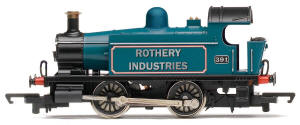 Hornby RailRoad BR (Ex-GWR) 0-4-0 �Rothery Industrial� 101 Class - R3359