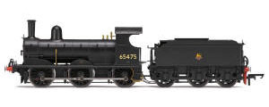 Hornby BR 0-6-0 '65475' J15 Class – Early BR - R3381