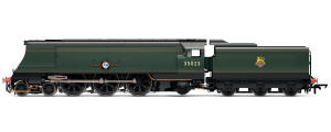 Hornby BR 4-6-2 'Holland-Afrika Line' '35023' Merchant Navy (Un-Rebuilt) - BR Early with TTS Sound - R3382TTS