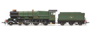 Hornby BR 4-6-0 'King George I' 6000 King Class, Late BR with TTS Sound - R3384TTS