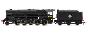 Hornby RailRoad BR 2-10-0 '92025' Franco Crosti Boiler 9F Class with TTS Sound - Early BR - R3396TTS