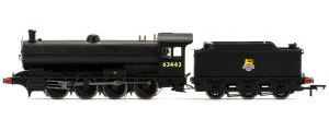 Hornby BR 0-8-0 Raven Q6 Class - BR Early - R3425