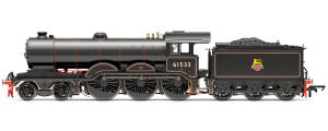 BR 4-6-0 Holden B12 Class - BR Early - R3431