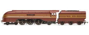 Hornby LMS 4-6-2 'City of Bristol' '6237' Princess Coronation Class - Air Smoothed - R3442