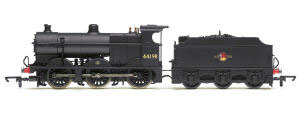 Hornby BR 0-6-0 Fowler 4F Class '44198' - Late BR with TTS Sound - R3460TTS