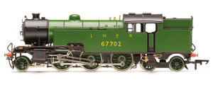 Hornby LNER 2-6-4T '67702' Thompson L1 Class - R3461