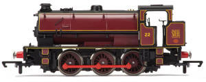Hornby 0-6-0ST J94 Class '22' 'United Steel Company' - R3466