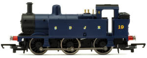 Hornby RailRoad S&DJR 0-6-0T '19' Steam Locomotive - R3498