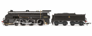 Hornby BR 4-6-0 '30832' S15 Class, Early BR with TTS Sound - R3507TTS