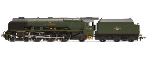 Hornby BR 4-6-2 'City of Birmingham' Princess Coronation Class (Modified) with TTS Sound - R3509TTS