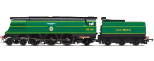 R3515 - Hornby The Final Day - SR 4-6-2 'Kenley' Battle of Britain Class (Air-Smoothed)