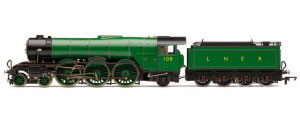 Hornby The Final Day - LNER 4-6-2 'Gay Crusader' A3 Class - R3518