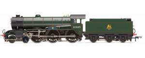 Hornby BR 4-6-0 'Leicester City' '61665', B17 Class, Early BR - R3523