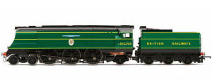 R3525 Hornby BR 4-6-2 'Sir Archibald Sinclair', Battle of Britain Class (Air Smoothed), Early BR