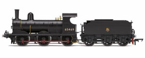 Hornby BR 0-6-0 '65469' J15 Class, Early BR - R3530