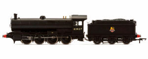 R3542 - Hornby BR 0-8-0 '63427' Raven Q6 Class, Early BR