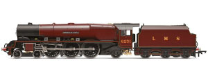 Hornby LMS 4-6-2 'Duchess of Atholl' Princess Coronation Class (Modified) - R3553