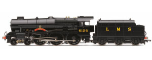 R3557 - Hornby LMS 4-6-0 'Royal Army Service Corps' '6126' Royal Scot Class