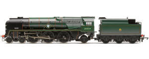 R3566 - Hornby BR 4-6-2 'British India Line' Merchant Navy Class (Re-built) - Early BR
