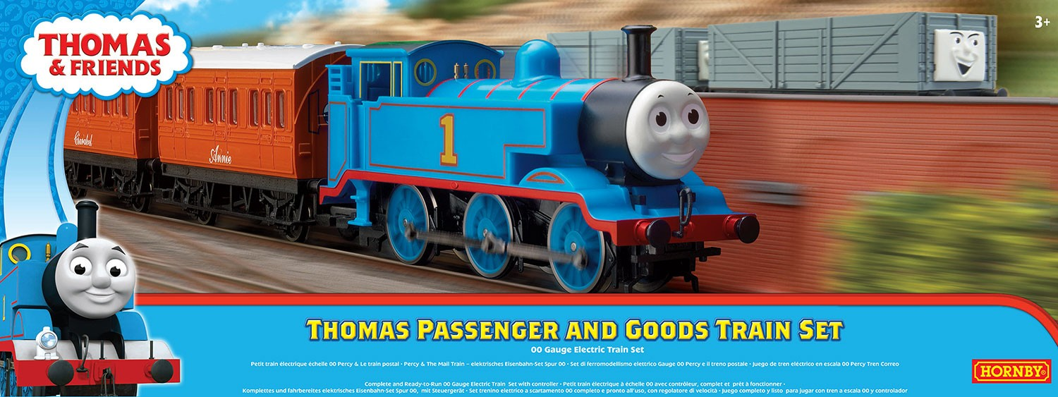 Hornby Thomas The Tank Engine New Modellers Shop