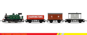 Hornby Model Railway RailRoad Range - GWR Freight Train Pack - R2670