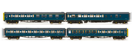 Hornby Model Railway Trains - R2946 BR Class 423 VEP 4 Car Unit