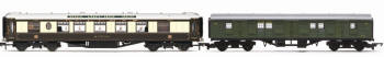 Hornby Model Railway Trains - R2952 Southern Railway Imperial Airways Train Pack