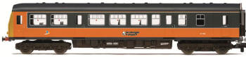 Hornby Strathclyde PTE Orange Class 101 Two Car Set - R3047