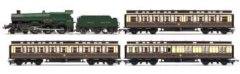 Hornby First World War GWR 'Troop' Train Pack - Limited Edition of 1000 - R3219