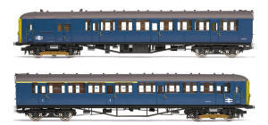 Hornby BR 2-BIL 2 Car Electric Multiple Unit Train Pack - R3259