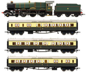Hornby The Bristolian Train Pack - Limited Edition - R3401