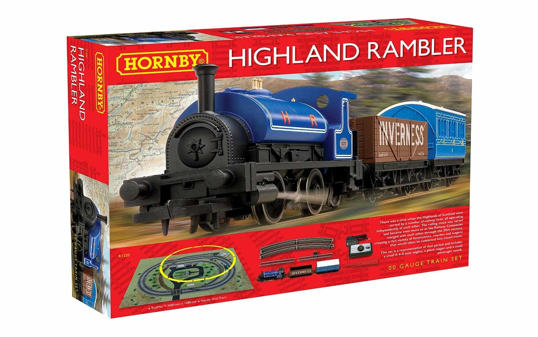 Hornby Train Sets | Electric Model Railway