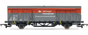Hornby Model Railway Shop - Railfreight Ferry Van - R6351