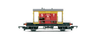 Model Railway Shop - Wagons - Br Brake Van ZTR