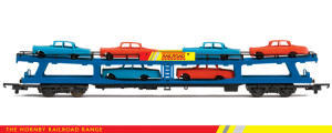 Hornby Model Railway RailRoad Range - Car Transporter - R6423