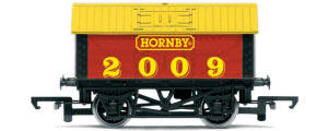 Hornby Model Railway Shop - Hornby 2009 Wagon - Limited Edition 3500 - R6458