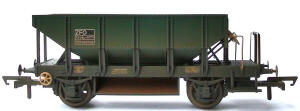 Model Railway Wagon - Hornby ZFO/ZFP (Trout) Ballast Hopper - Three Wagon Pack - Weathered - R6512
