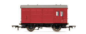 Model Railway Wagon - Hornby BR Horse Box