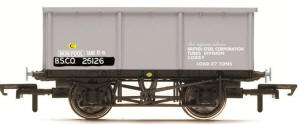 Hornby British Steel 27 Ton Tippler - R6616