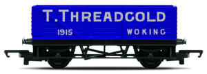 Hornby RailRoad �T.Threadgold� Open Wagon - LWB - R6720